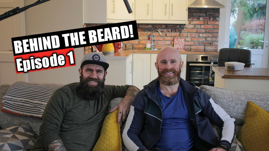 Beard Envy, Big Beards and the Corporate World with Rob Murphy