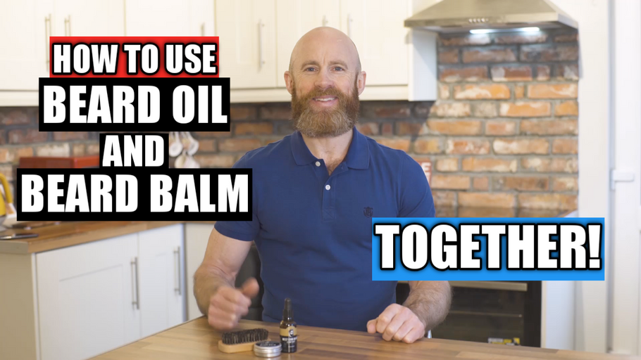 How to Use Beard Oil and Beard Balm Together!