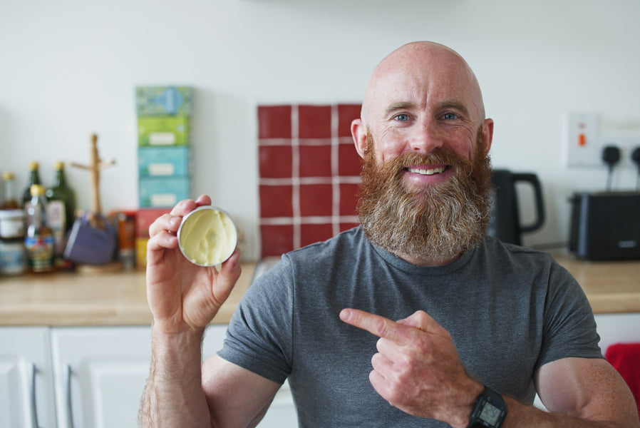 How to Use Beard Butter