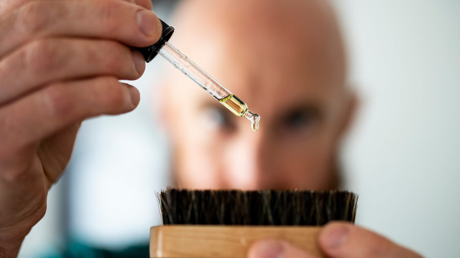How to Clean your Beard Brush