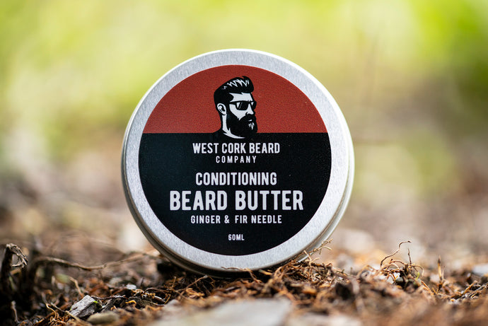 Ginger and Fir Needle Beard Butter (60ml)