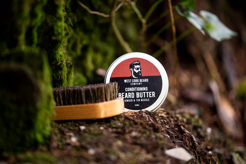 Beard Butter and Brush
