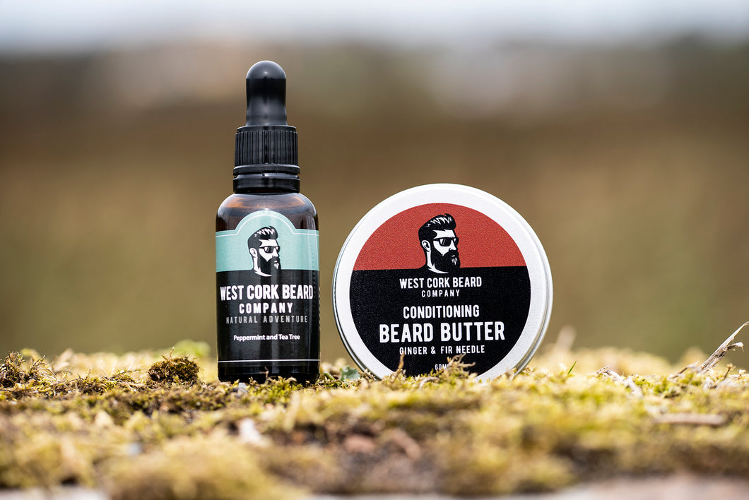 Oil and Beard Butter Combo