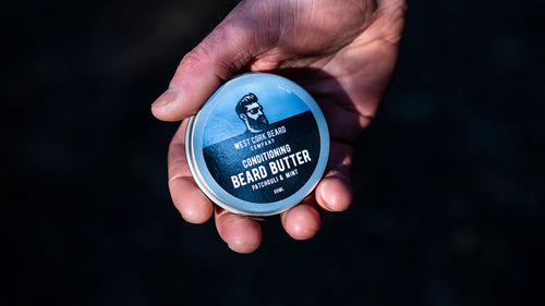 Patchouli and Mint Beard Butter (60ml)
