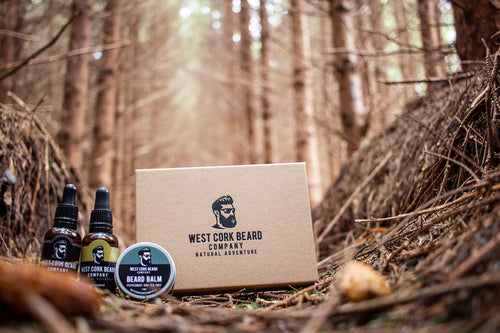 Beard Care Gift Box with Balm