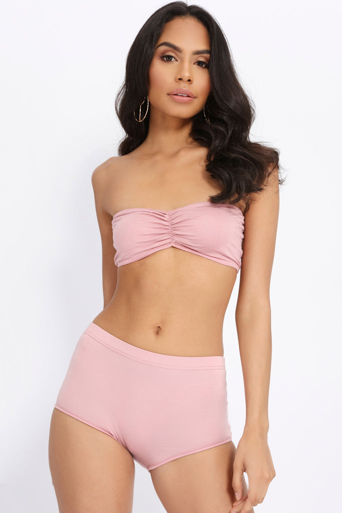 Rose High Waisted Knickers