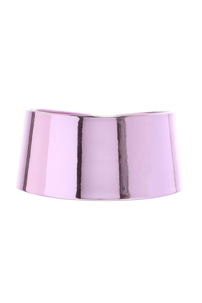Pink Holographic Choker