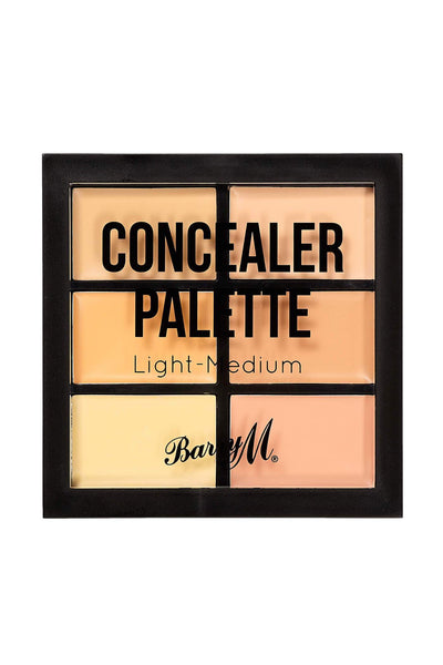 Lightpink Light/ Medium Concealer Palette