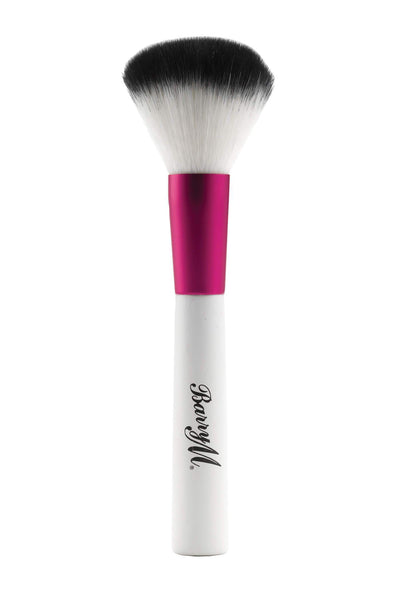 White Makeup Powder Brush