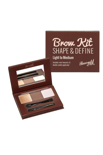 Brown Light/ Medium Brow Kit