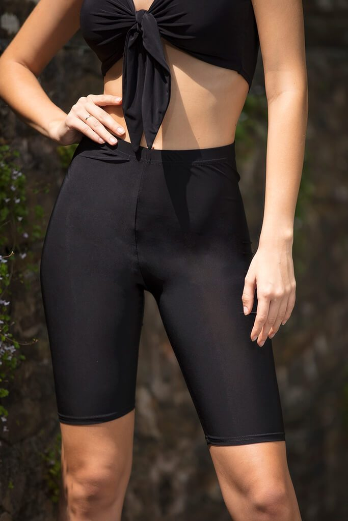 Black Cycle Leggings