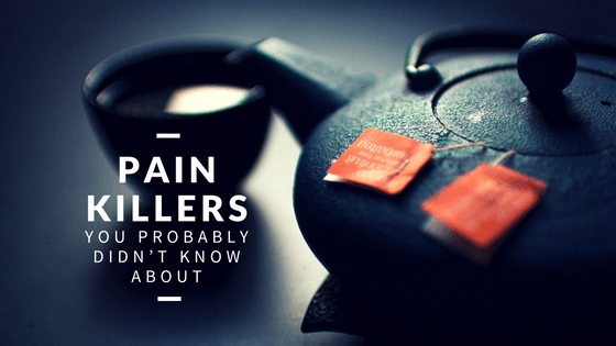 11 Natural Pain Killers You Probably Didn't Know About