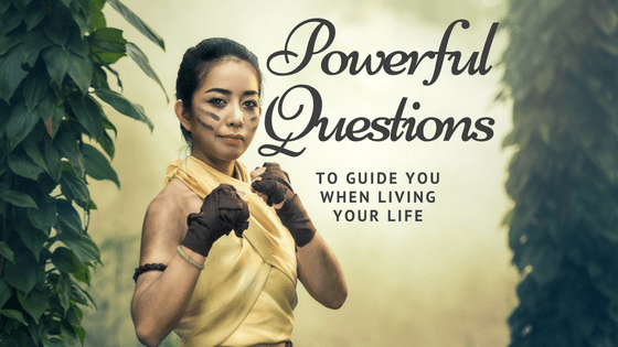 Powerful Questions To Guide Yourself