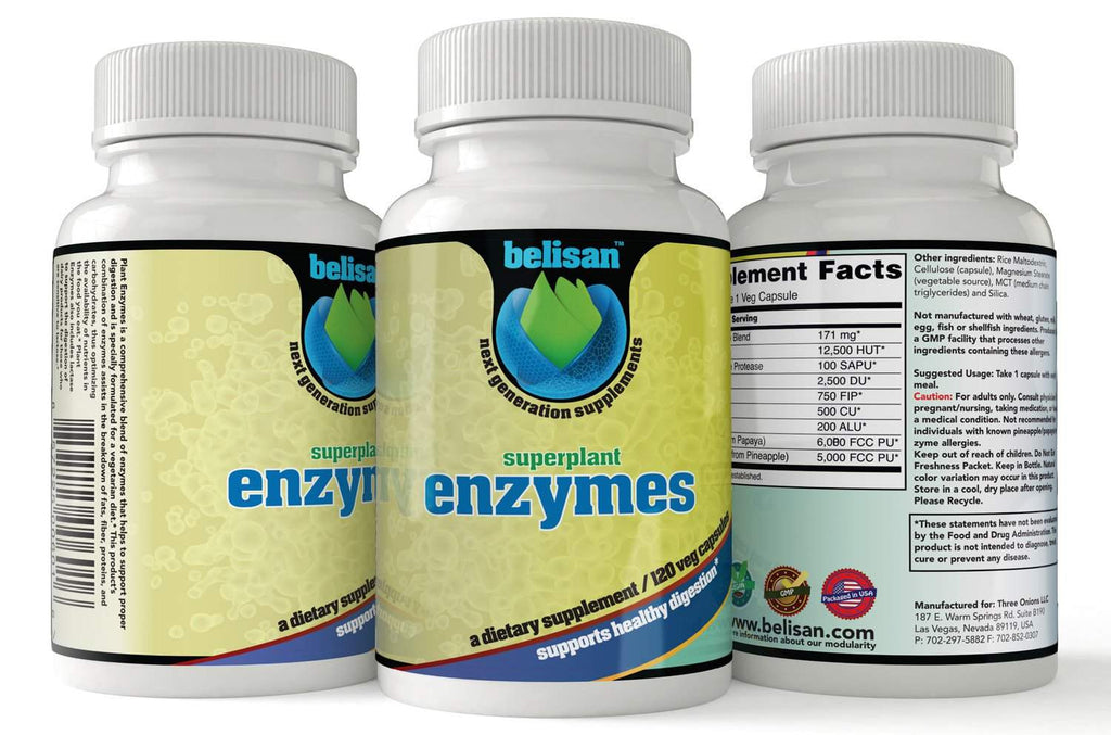 Superplant Enzymes