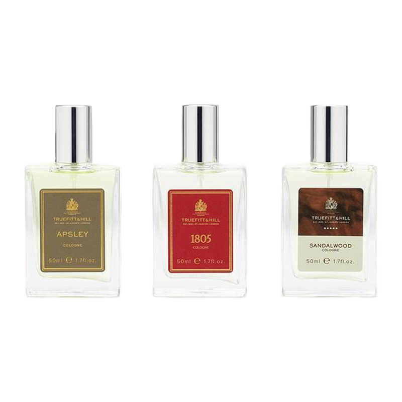 TRAVEL SIZED 50ML COLOGNE: GIFT SET