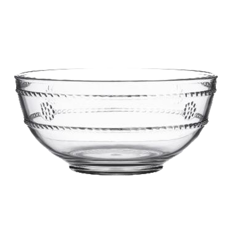 Isabella Acrylic Berry Bowl