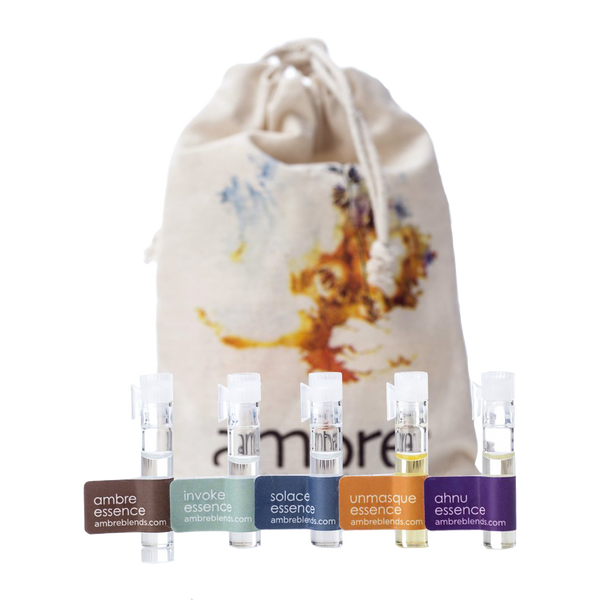 Ambre Blends Sample Pack