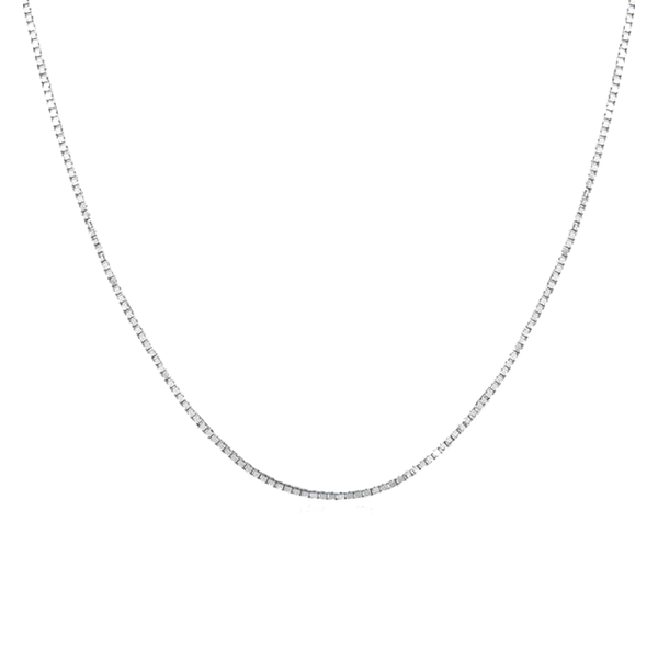 Sterling Silver Box Chain