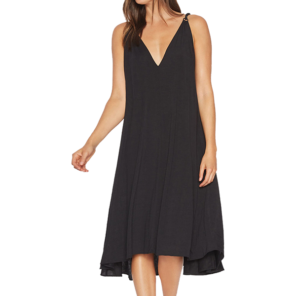 Carmen Midi Dress Cover Up