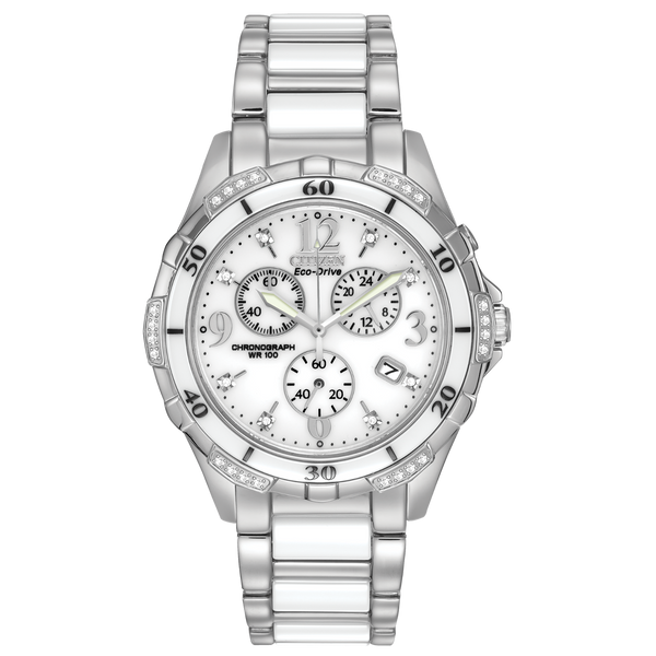 CITIZEN SILHOUETTE DIAMOND SPORT
