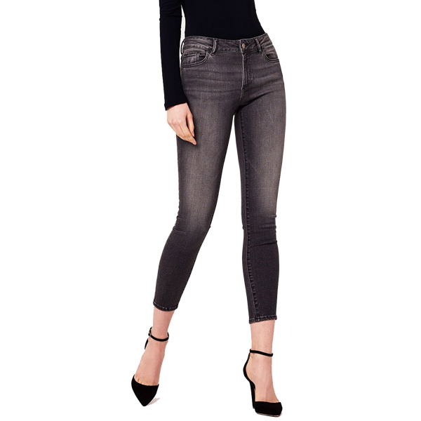 Margaux Mid-Rise Ankle Skinny
