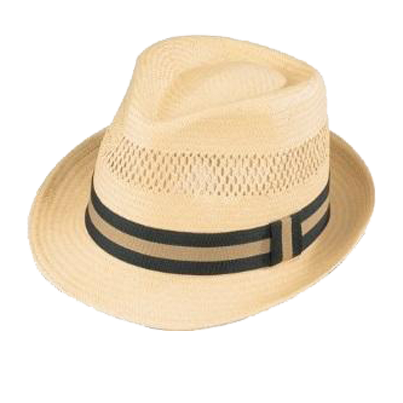 Fedora-Straw-Wheat