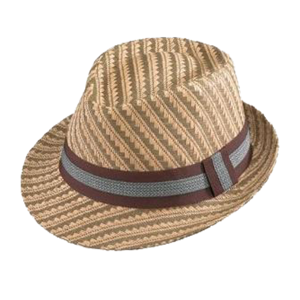 Fedora - Straw - Toy