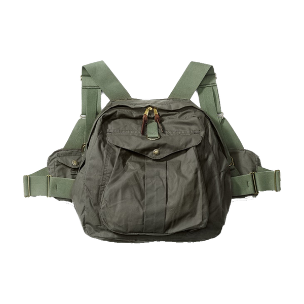 Foul Weather Fly Fishing Vest