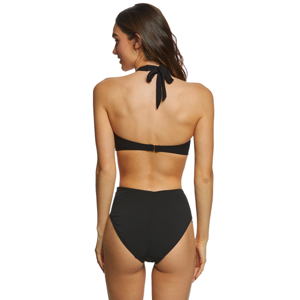 Luca High Neck Cut-Out One Piece