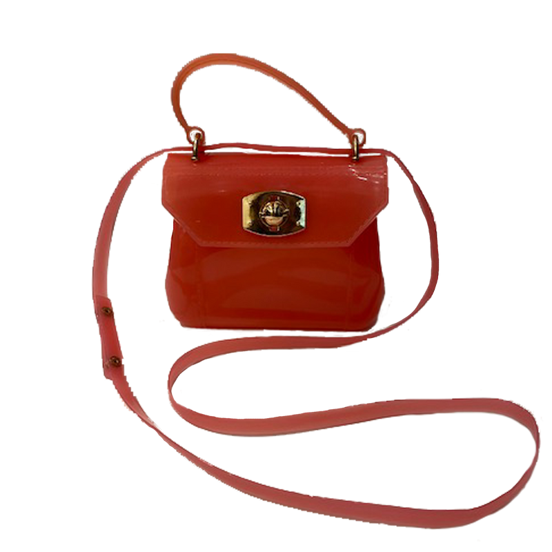 Jelly Purse with Clasp
