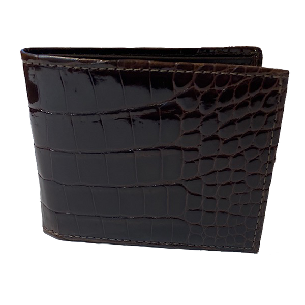 Alligator Wallet Brown