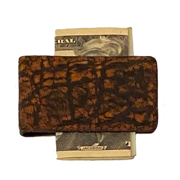Magnetic Money Clip Genuine Elephant