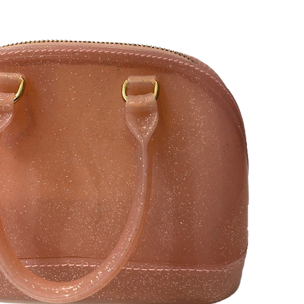 Jelly Purse with Zipper
