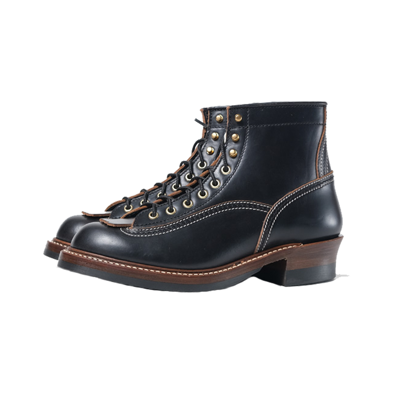 Eastman Leather Logger Boots