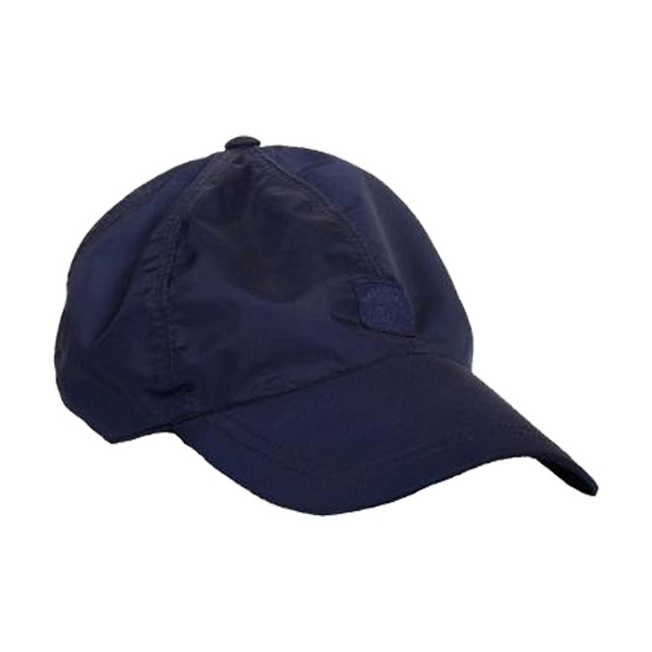 Navy Nylon Ball Cap