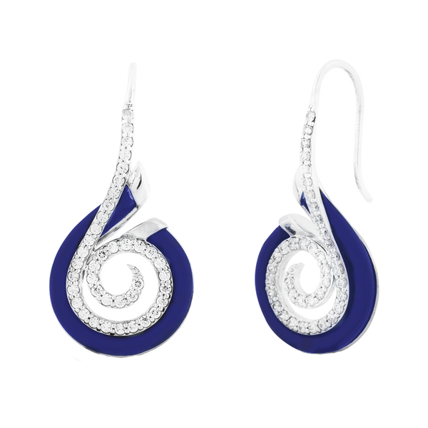 Oceana Blue Earrings