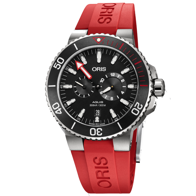 Oris Regulator der Meistertaucher