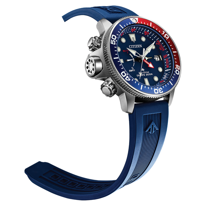 CITIZEN PROMASTER AQUALAND PEPSI