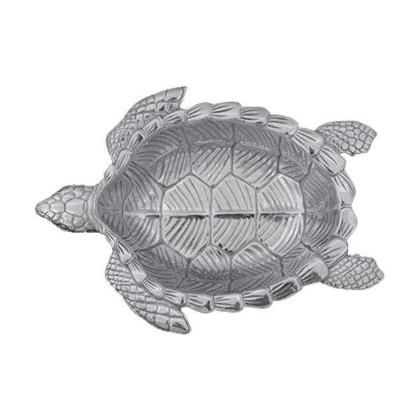 Sea Turtle Oval Bowl