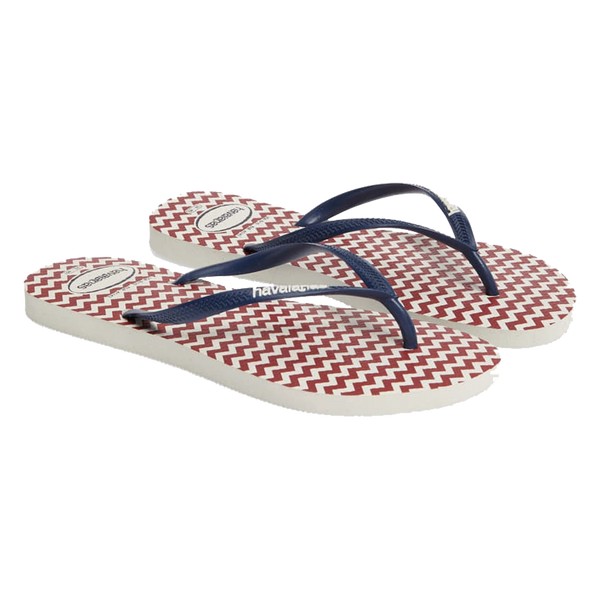 Slim Retro Sandal