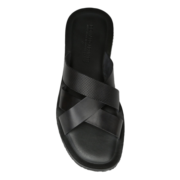 Spence Leather Sandal