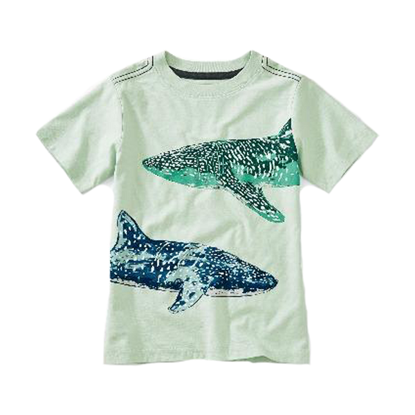 Whale Shark Graphic Tee
