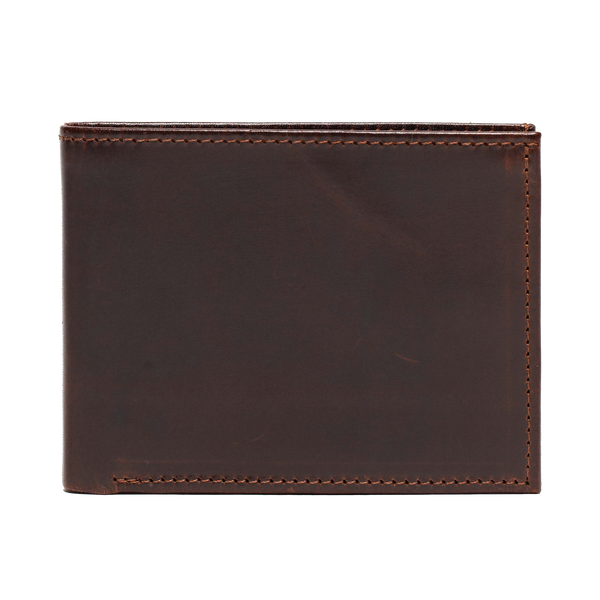 BI-FOLD WALLET BROMPTON BROWN