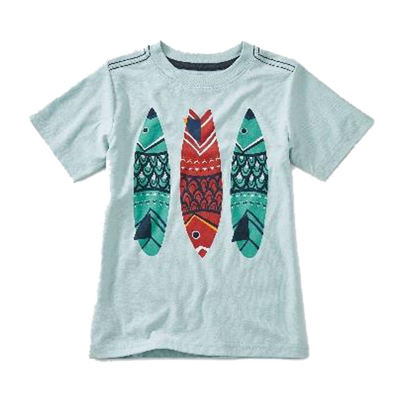 Fish Stick Graphic Tee