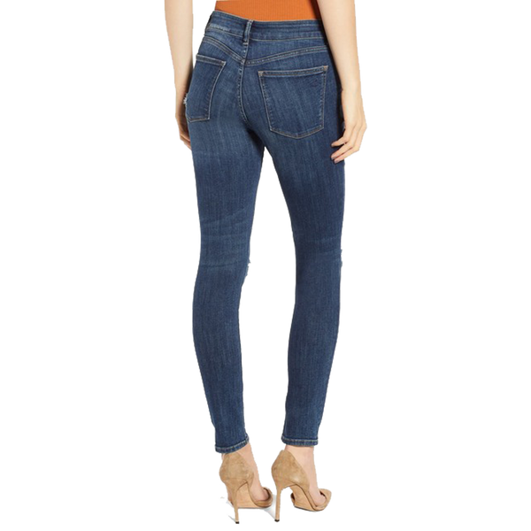 Florence Ankle Mid Rise Skinny