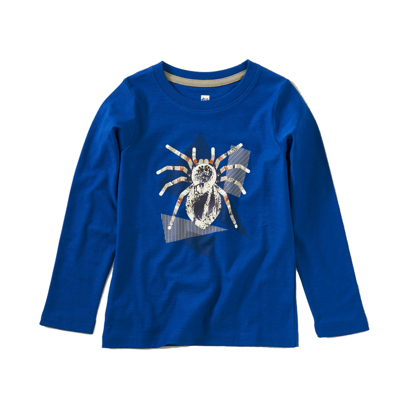 Spider Power Glow Graphic Tee