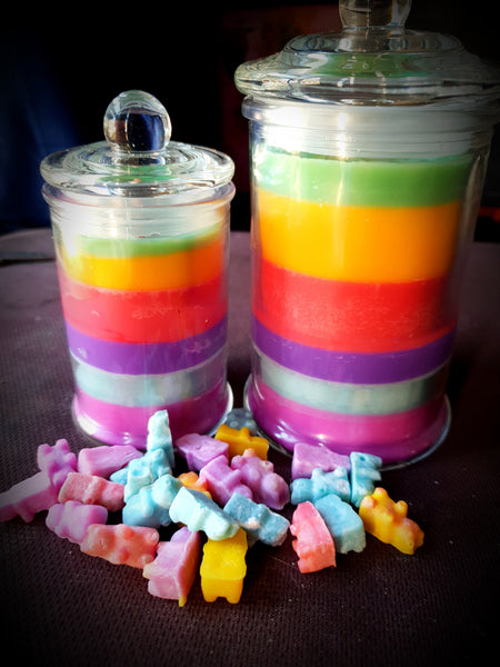 Candy Shop Soy Candle - Suds N Stuff Australia