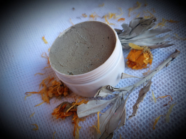 Herbal Bentonite Face Mask 100g - Suds N Stuff Australia