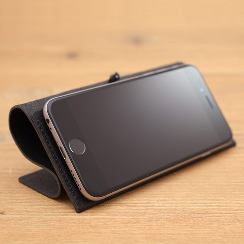 MYNUS TOCHIGI LEATHER CASE for iPhone XS/X/8/7/6