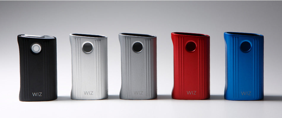 WIZ Aluminum Case for glo